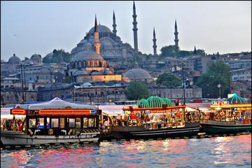 Istanbul 1-Day Guided Tour from Antalya including Domestic Flights