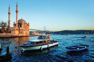 Istanbul 1-Day Guided Tour from Kemer including Domestic Flights