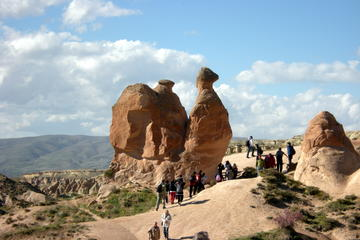 North Cappadocia Red Tour with Goreme...