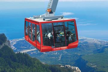 Olympos-Seilbahnfahrt von Antalya zu...