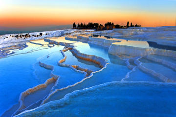 Pamukkale and Hierapolis 2-Day Tour from Side