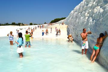 Pamukkale and Hierapolis Tour from Alanya