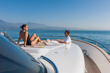Private Luxury Yacht Tour From Alanya