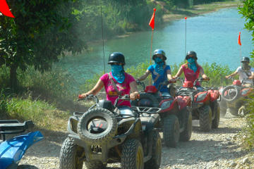 Quad Safari from Alanya at the Taurus ...