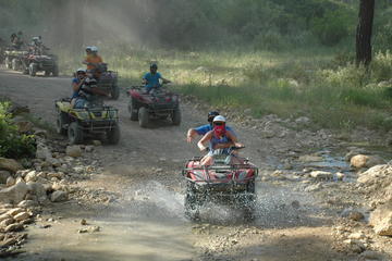 Quadbike-Safari in Manavgat, Side, im ...