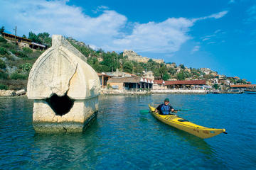 Sunken City Kekova Demre and Myra Day...