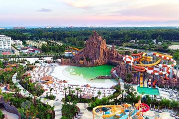 The Land of Legends Theme Park...