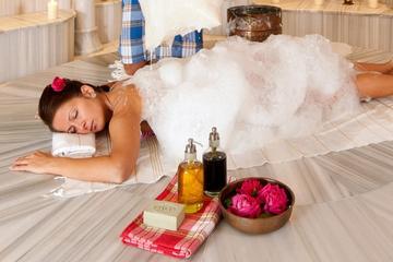 Traditional Turkish Bath Experience...