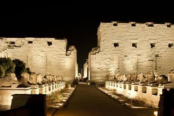 Ontdek Luxor: Geluid- en lichtshow ...
