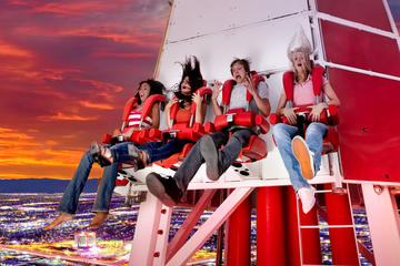 Stratosphere Tower Unlimited Ride Pass