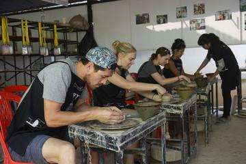 Cambodian Pottery Class in Siem Reap