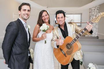 Paquete de ceremonia de boda con Elvis