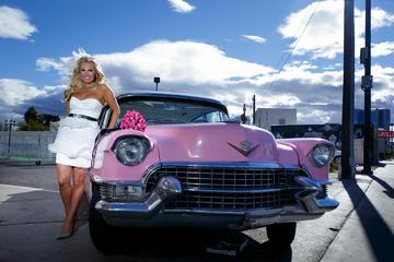 Tour en Cadillac rosa recorrido por...
