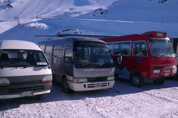 Round-trip Transfer: Christchurch to Mt Hutt
