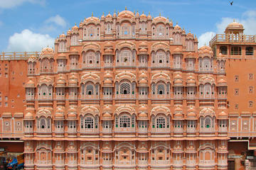 Private Full-Day Tour of Pink City...