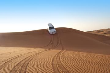Abu Dhabi 6-Hour Desert Safari With BBQ Dinner