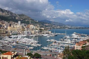Cannes Shore Excursion: Small Group Tour Monte Carlo, Eze and La Turbie