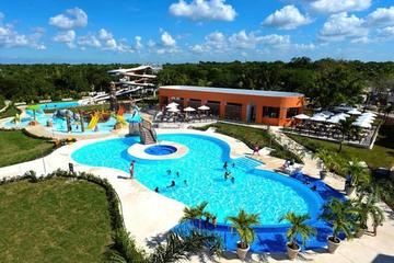 Cozumel Shore Excursion:  Playa Mia Beach All Inclusive Beach Club with Waterpark day pass