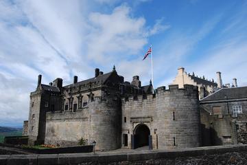 Excursion d'une journée au château de Stirling, au Loch Lomond et...