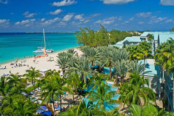 Grand Cayman Shore Excursion: Westin Grand Cayman Seven Mile Beach Resort Day Pass