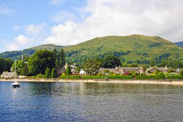 Loch Lomond, Loch Awe, Oban and Inveraray Day Trip from Glasgow