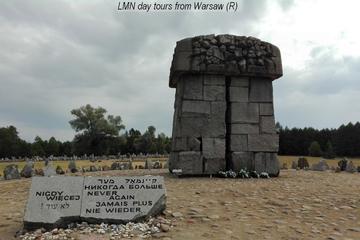 Treblinka Extermination Camp and Great Synagogue in Tykocin