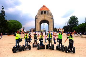 Excursão de Segway na Cidade do México: Avenida de la Reforma
