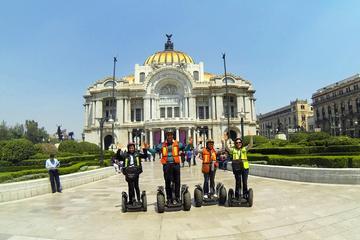 Excursão de Segway na Cidade do México: centro de Zocalo