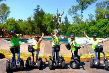 Recorrido en Segway en la Ciudad de México: Parque Chapultepec