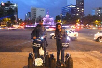 Recorrido en Segway por Ciudad de México: Reforma por la noche