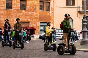 2-Hour Small-Group Classic Rome Segway Tour