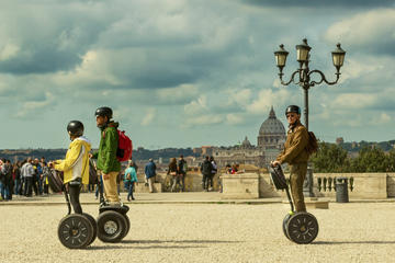 Small Group Segway Tour of Rome