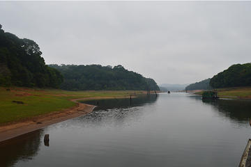 8 Days Kerala to Kanyakumari with Backwater Cruise and wildlife Private Tour