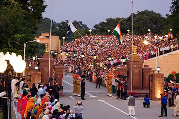 Day Tour of Beating Retreat Ceremony...
