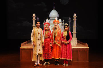 Mohabbat The Taj Show Admission Ticket with Transfer