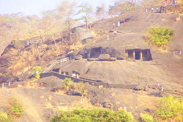 Mumbai Sanjay Gandhi National Park Kanheri Caves Private Trip with Lunch