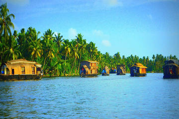 Private 5 Days Backwaters of Kerala...