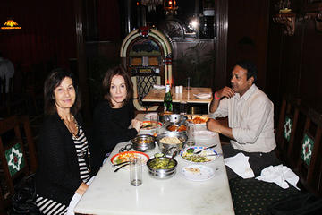 Private Dinner with Transfer and Night View of Delhi