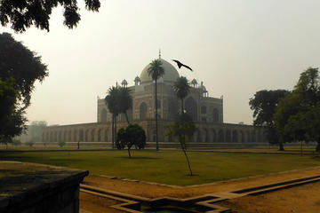 Private Full Day UNESCO World heritage sites in Delhi with Lunch and Transfer