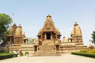 Khajuraho Temples Private Half-Day...