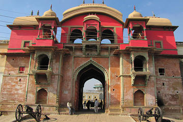 Private half day Ramnagar Fort Excursion from Varanasi