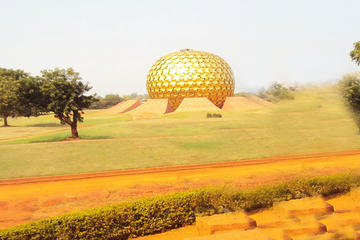 Private Tour: Auroville and Pondicherry Full-Day Tour including Lunch...