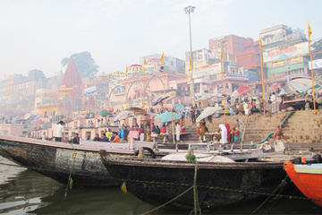 Private Tour: Full-Day Spiritual Varanasi Tour with Visit of Sarnath...