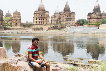 Private Tour: Orchha Day Trip from...