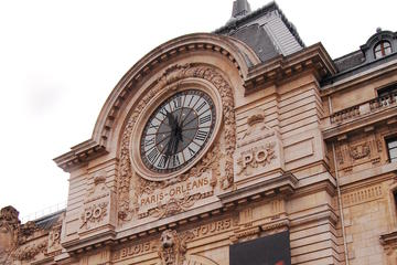 Evening Semi Private Tour: Orsay, Montmartre and Champagne Tasting