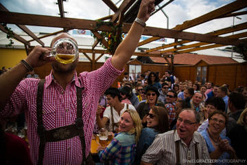 Munich Oktoberfest Overnight Camping Package Including Breakfast and...