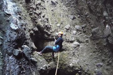 Ojo de Agua Canyoning Adventure from Cuernavaca