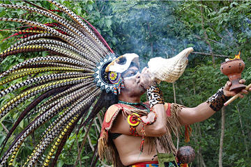 2-Hour Symbolic Mayan Wedding Ceremony from Tulum