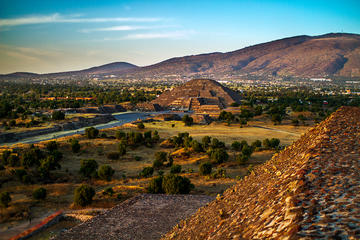 Anthropology Museum Teotihuacan Pyramids and Mexico City Private Tour