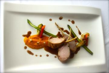 Cours privé de cuisine gastronomique...